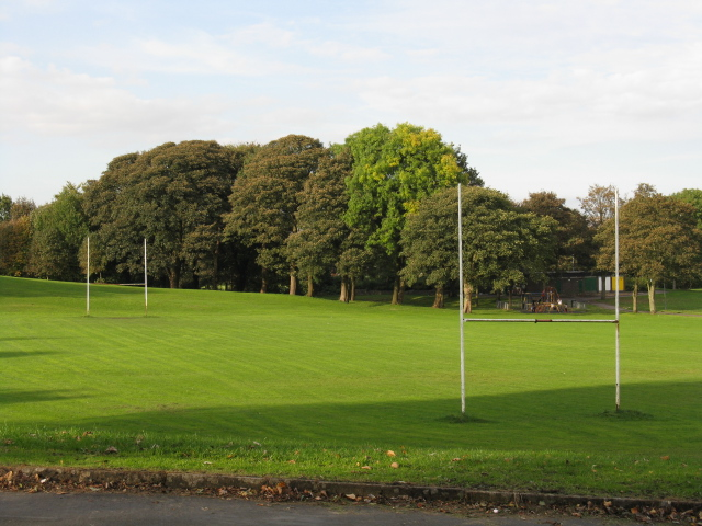 Kirkholt - Rugby League Pitch