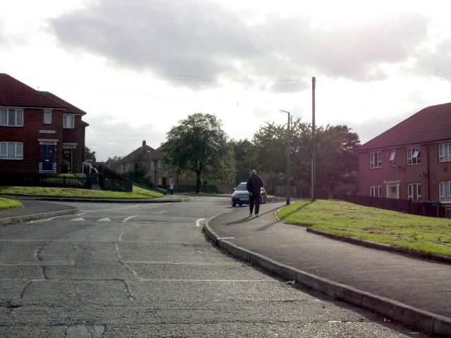 Kirkholt - Great Gates Road