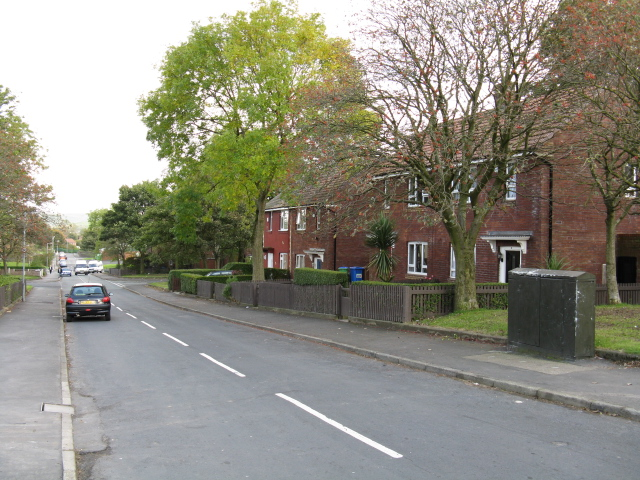 Kirkholt - Hogarth Road