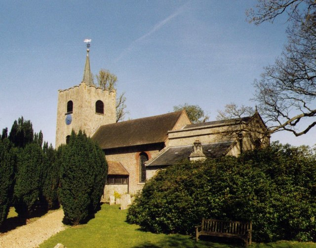 St Michael & All Angels, Pirbright