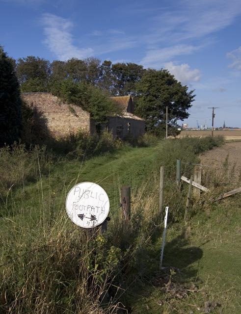 Ferry Farm, near Swinefleet