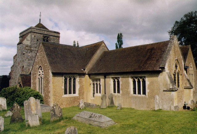 St John the Baptist, Puttenham