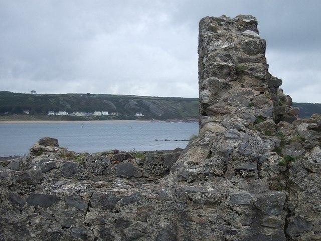 View of Horton, from Port Eynon Salt House