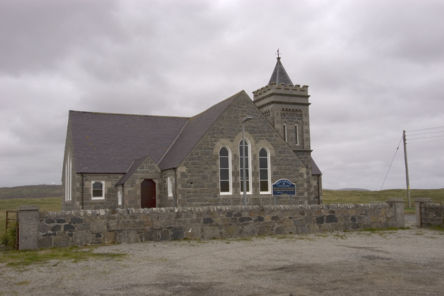 Kilmuir and Paible church