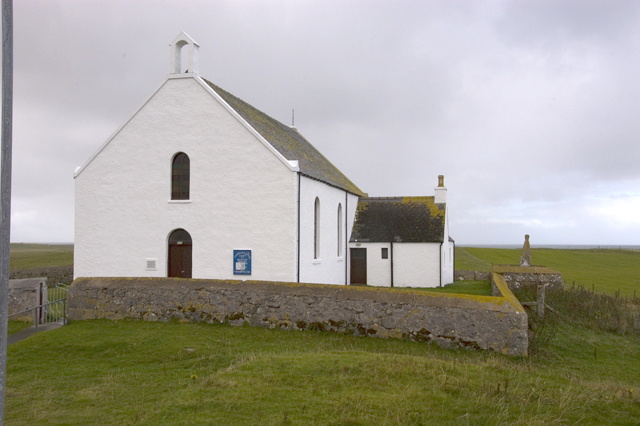 Tobha Mor church