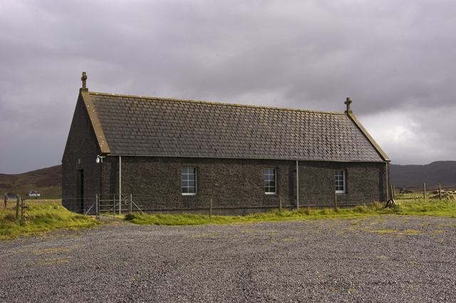 St.Joseph's RC Church, Tobha Beag
