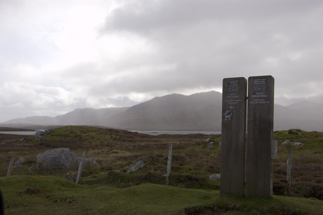 Loch Druidibeg National Nature Reserve