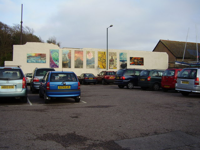 The Ham Car park