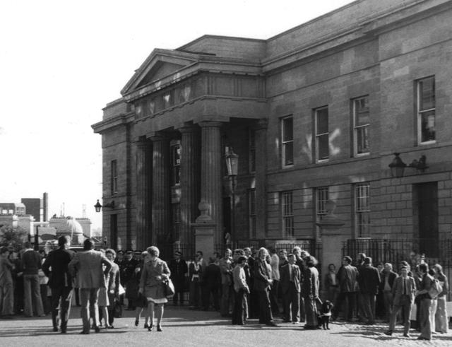 The Moot Hall, Newcastle upon Tyne