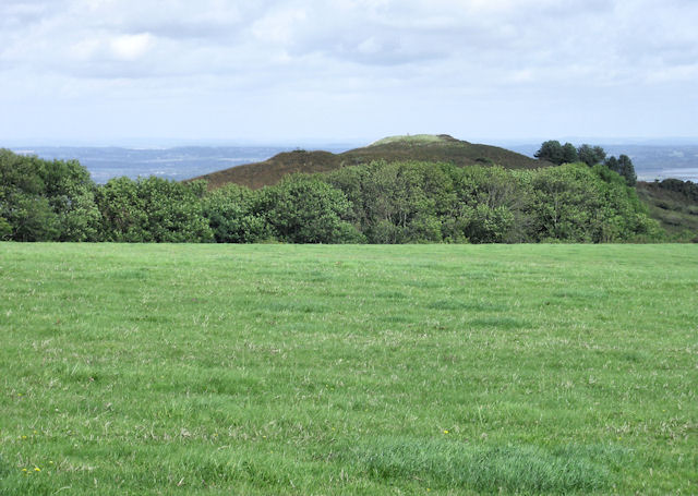 View North from Ridgeway Hill