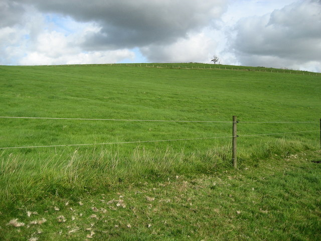 View towards Mickleber Hill