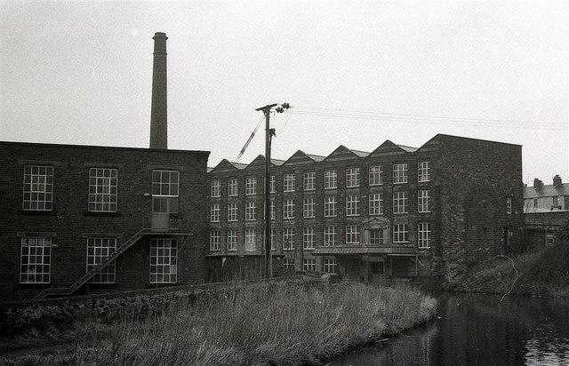 Lob Lane Mill - 1974