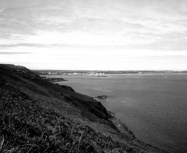 Ramsey, from Maughold Head