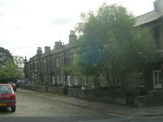 Ada Street - All Souls Road