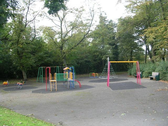 Playground - Akroyd Park