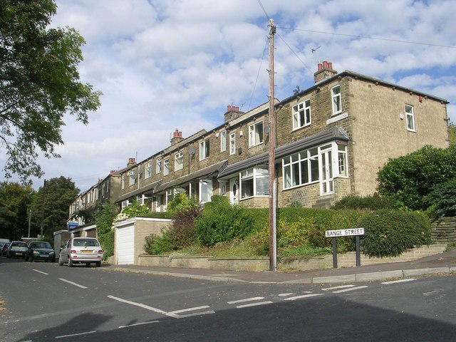Range Street - from All Souls Road