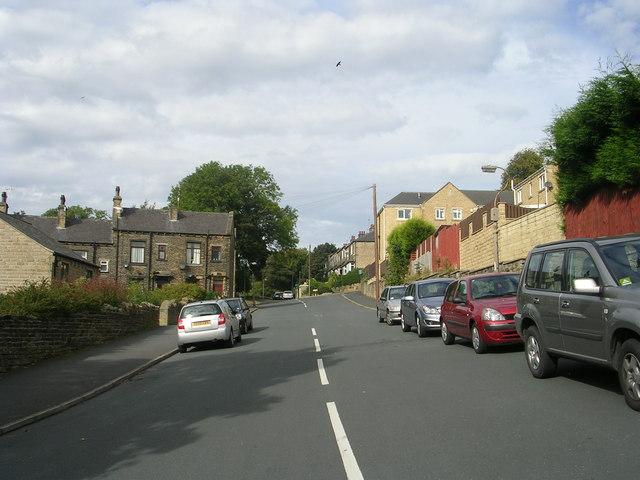 Range Street - Range Lane