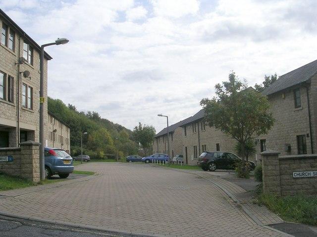 Church Side Drive - Range Lane