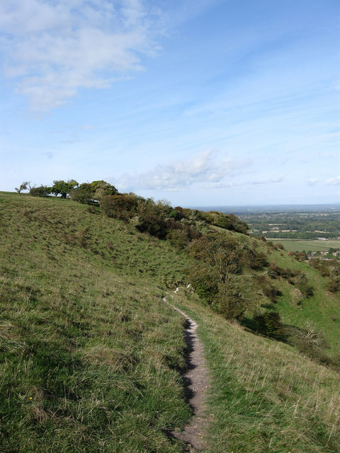 Bridleway to Plumpton