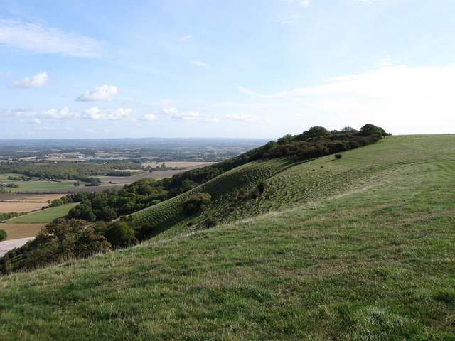 Scarp Slope, Plumpton Plain