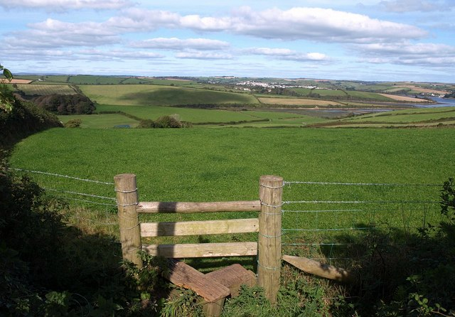 Stile at Horsecombe Cross