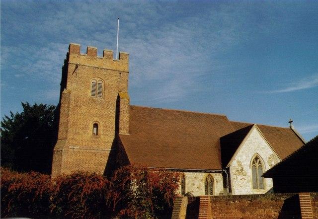 St Mary, Thorpe