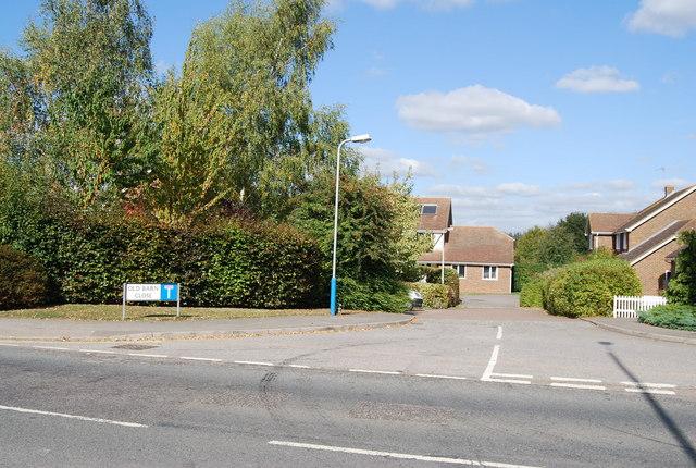 Old Barn Close, Brook St