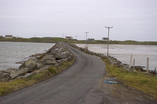 Baleshare Causeway