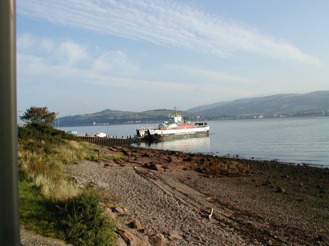 Ferry to Largs