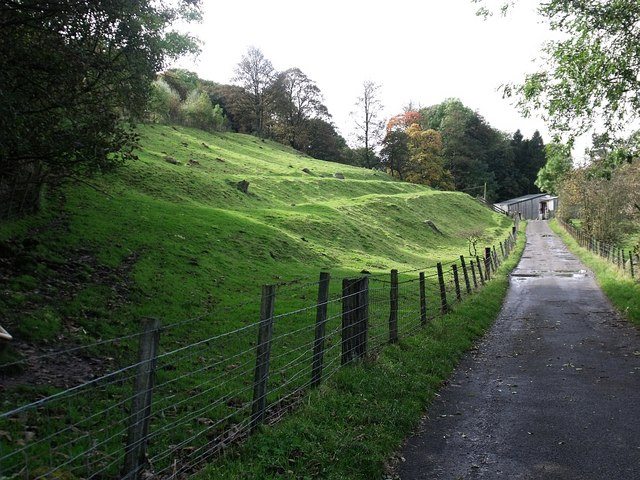 A different looking Antonine Wall
