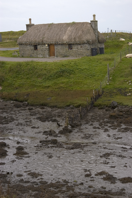 Thatched cottage near Gramasdal