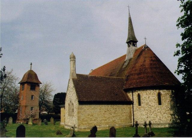 St Paul, Tongham