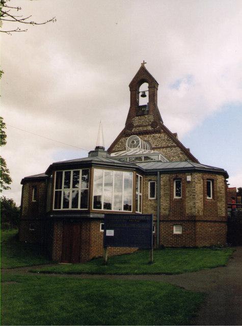 St Mark, Upper Hale