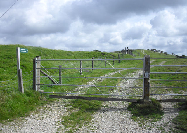 Ridgeway to Corfe Castle