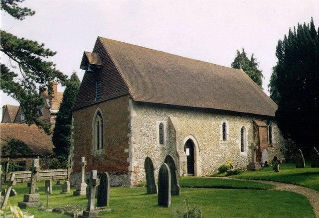 St Bartholomew, Wanborough