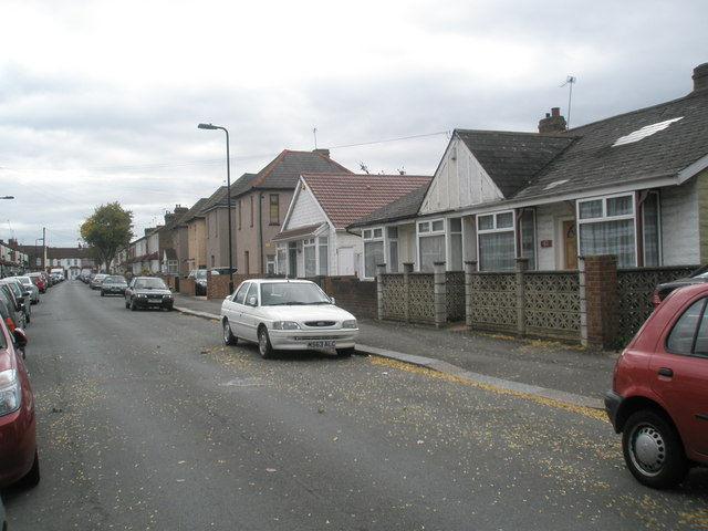 Bungalows in Balfour Road