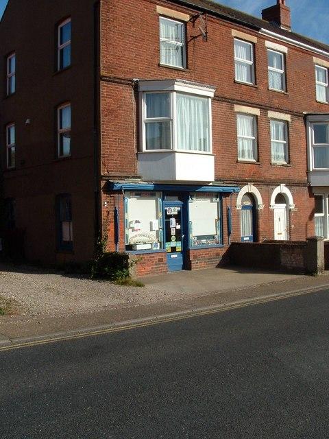 Butcher's Shop, East Runton High Street