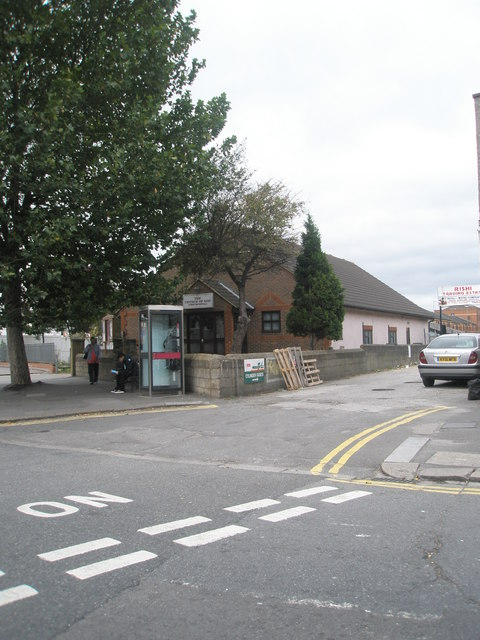 The Church of God in Western Road