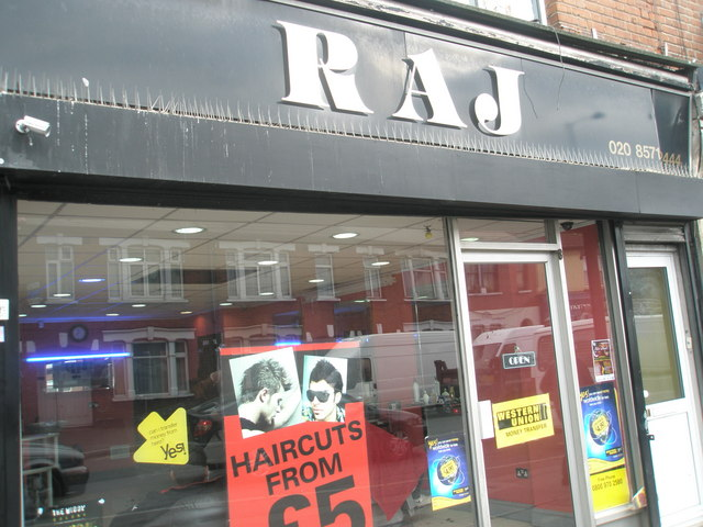 Hairdressers in Western Road
