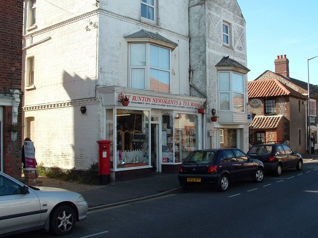 East Runton Newsagents and Tea Room