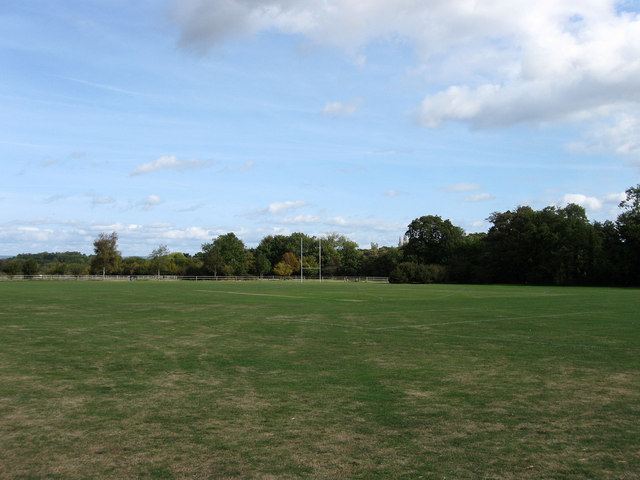 Playing Field, Plumpton College
