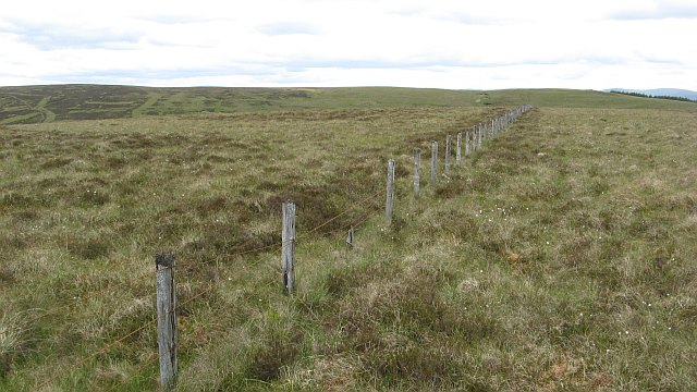 Fence on Broad Hill