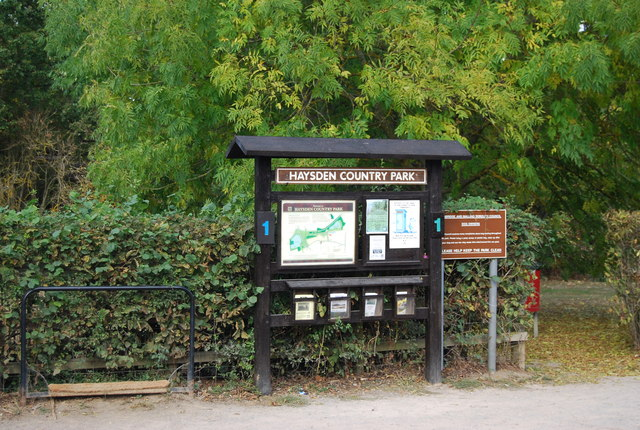 Park Information, Haysden Country Park