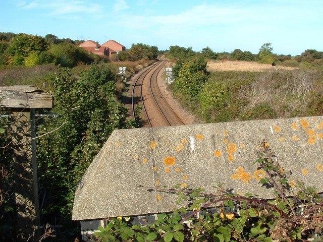 Railway Track, Cromer
