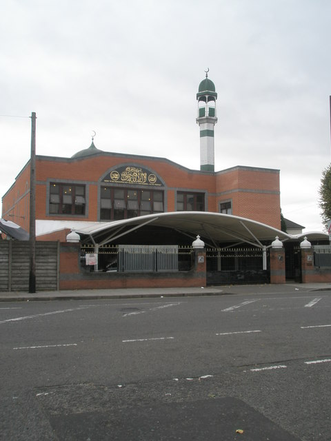 Mosque in Montague Waye