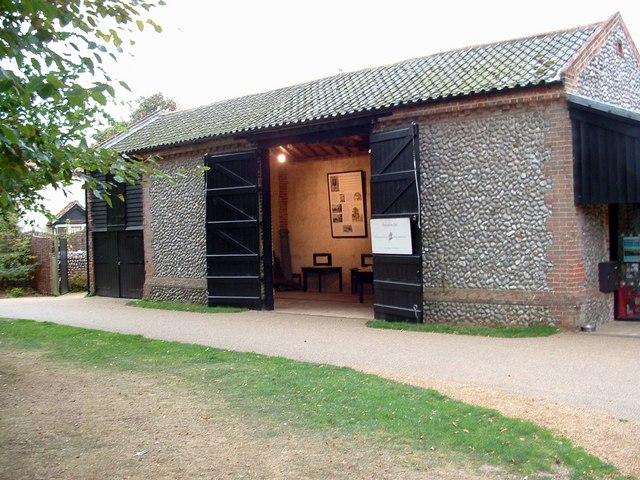 Exhibition Centre, Sheringham Park