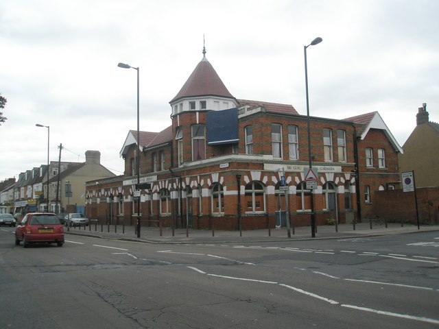 Gurdwara at the junction of Norwood and Adelaide Roads