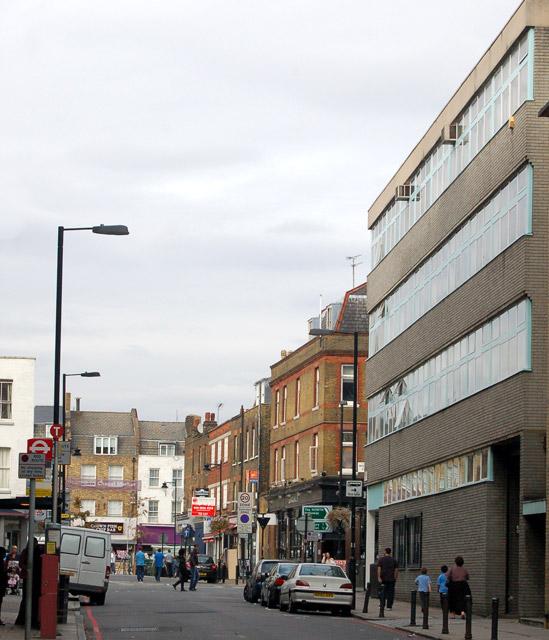 Baron Street, Islington (2)