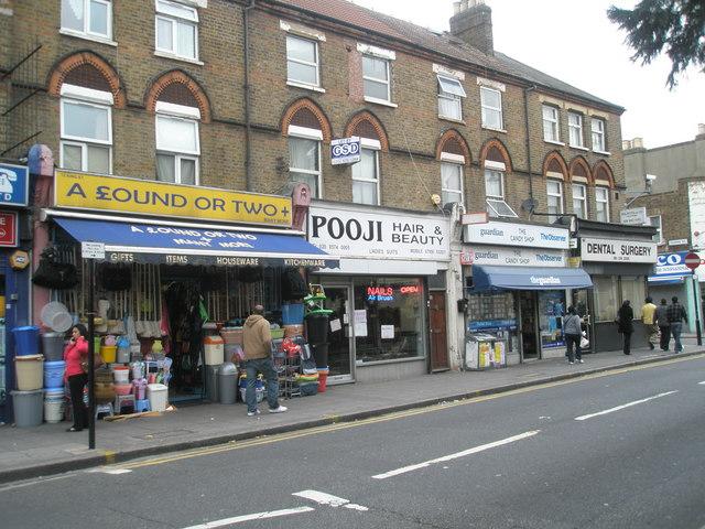 Shops in King Street (2)