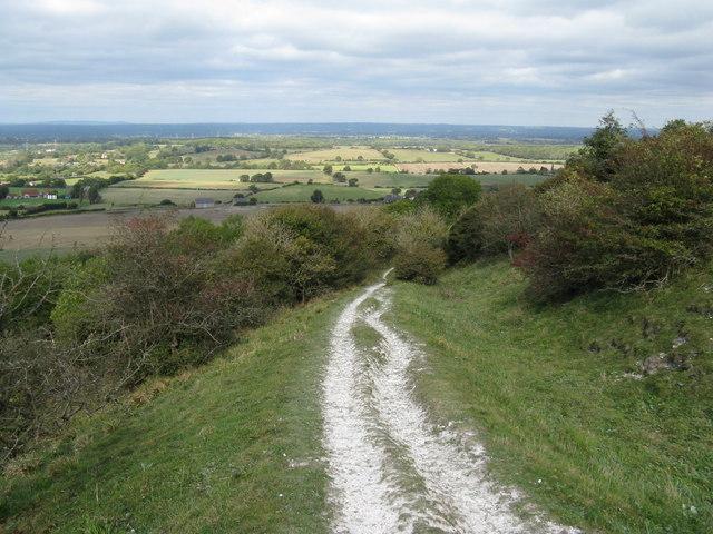 Bridleway to Poynings